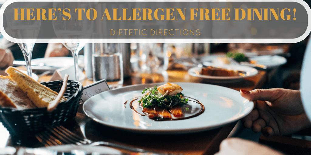 Allergen Free Dining