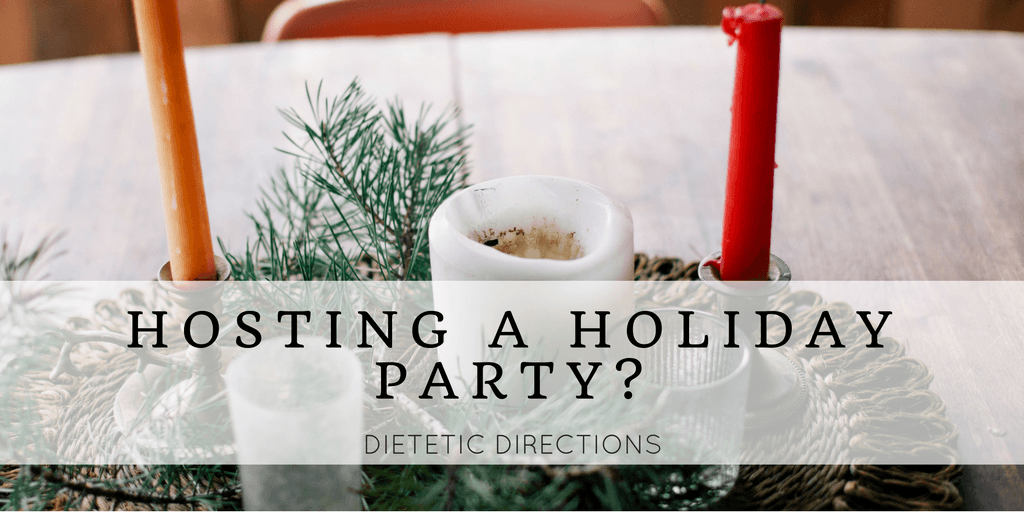 Hosting a Holiday Party
