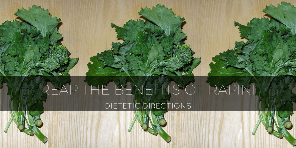 Reap the Benefits of Rapini