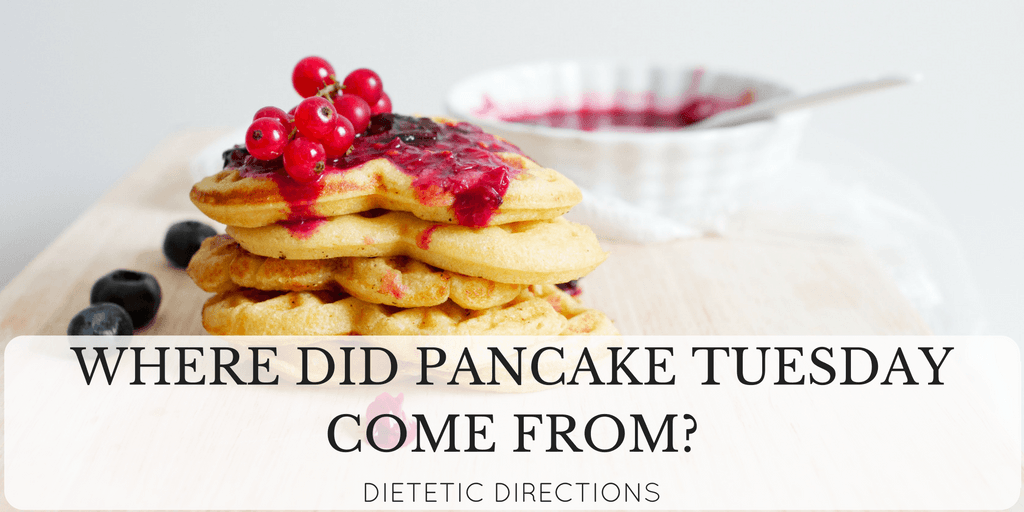 Where Did Pancake Tuesday Come From?