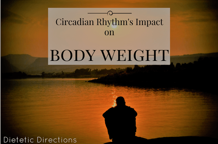 circadian rhythm impact on body weight