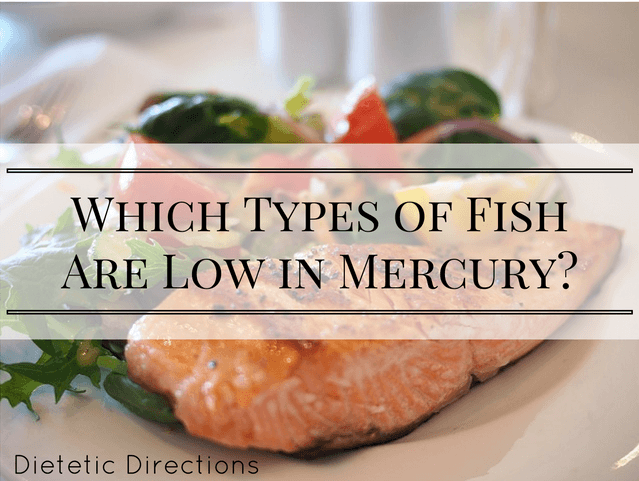 fish low in mercury