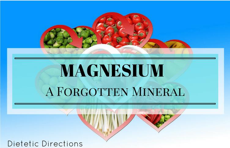 magnesium forgotten mineral