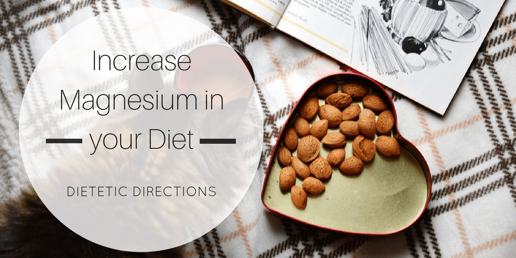 Increase Magnesium in your Diet