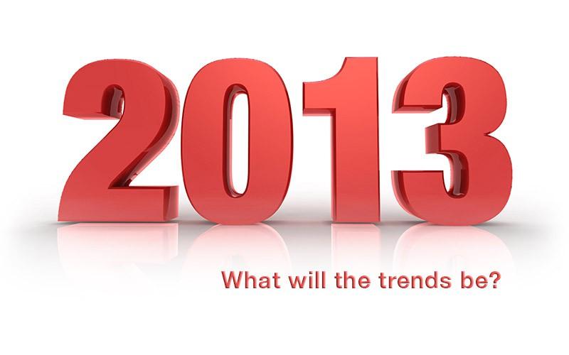 2013 Food Trends