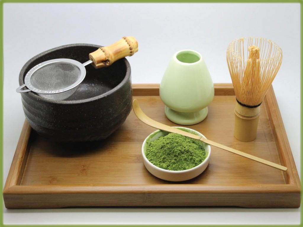 how to make matcha ttea
