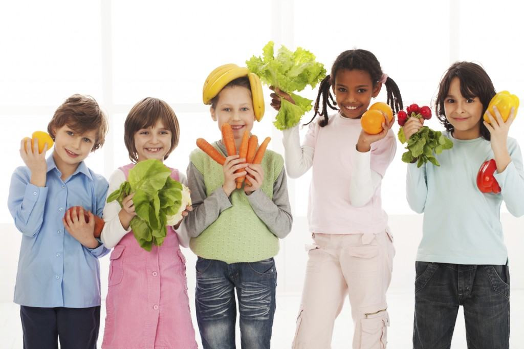How to Increase your Child's Fruit & Vegetable Intake ...