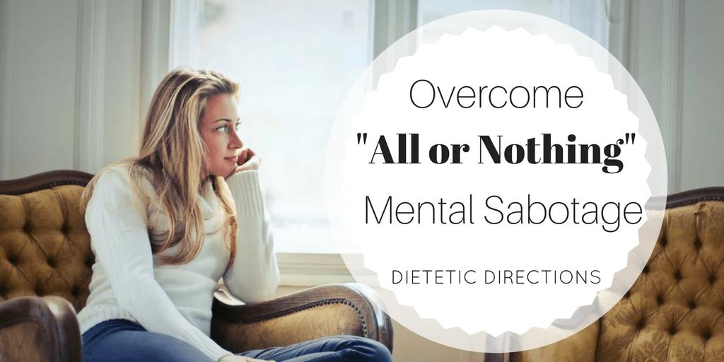 Mental Sabotage