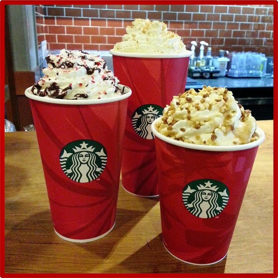 Starbucks Holiday Beverages, Exposed!
