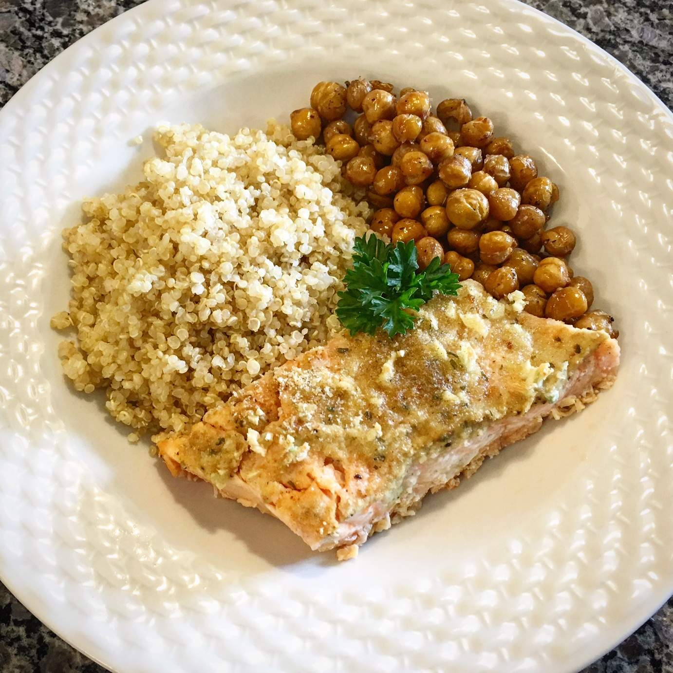 dijon salmon recipe