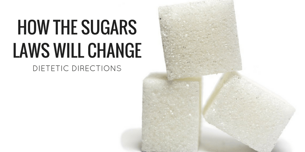 How the sugar laws will change