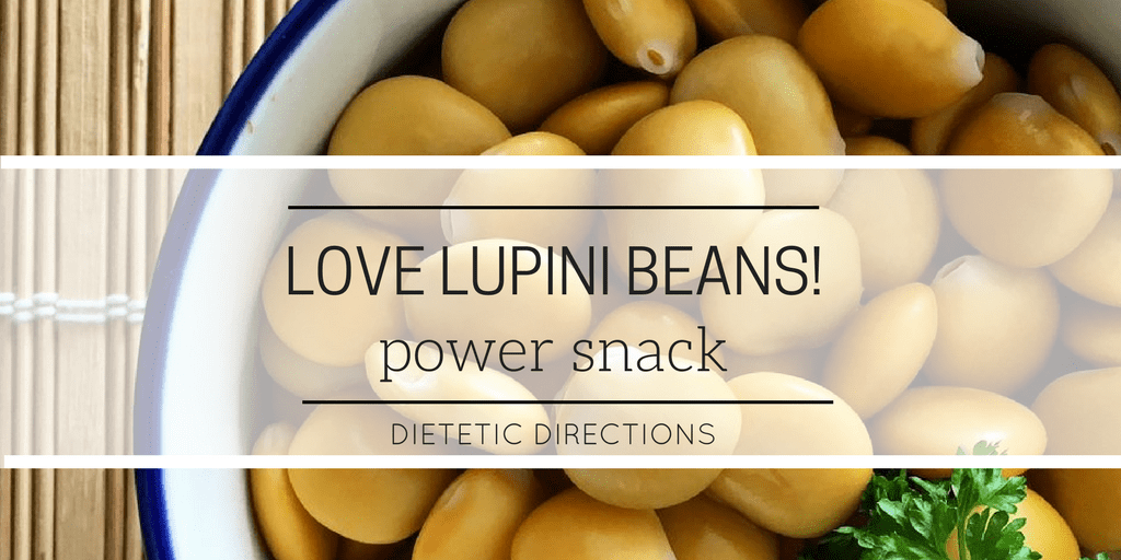Love Lupini Beans