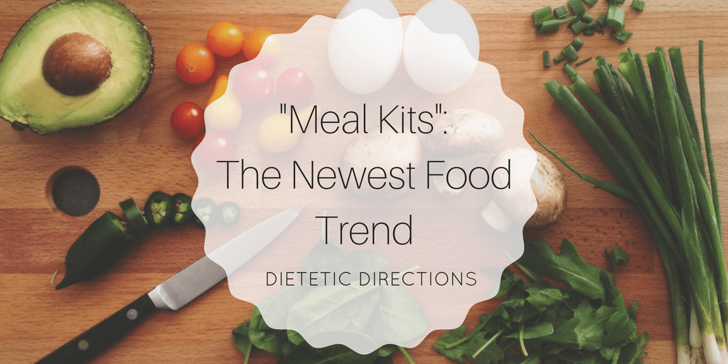 Meal Kits Dietitian Trend