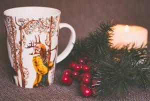 tea christmas calories