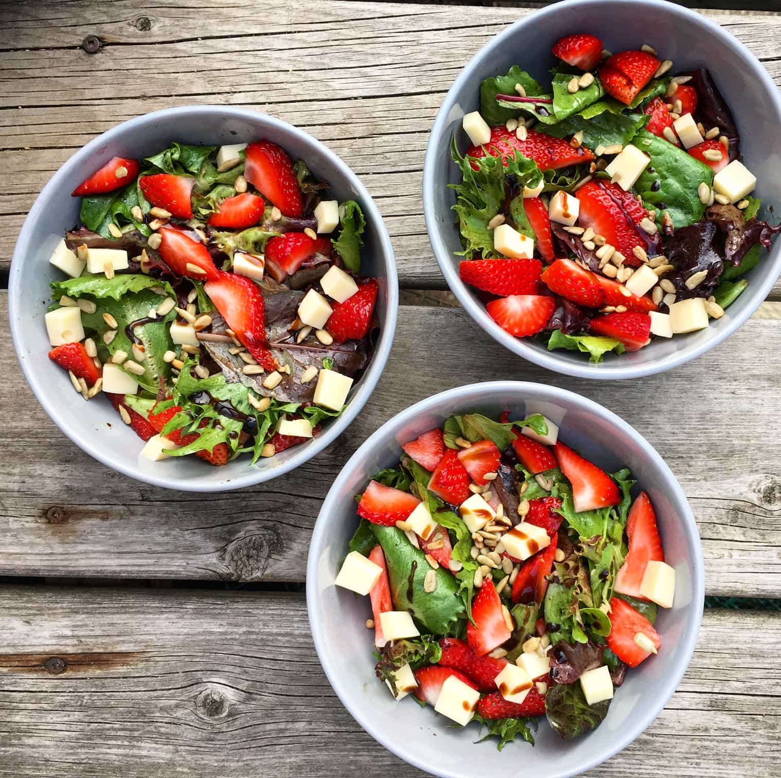 strawberry swiss salad