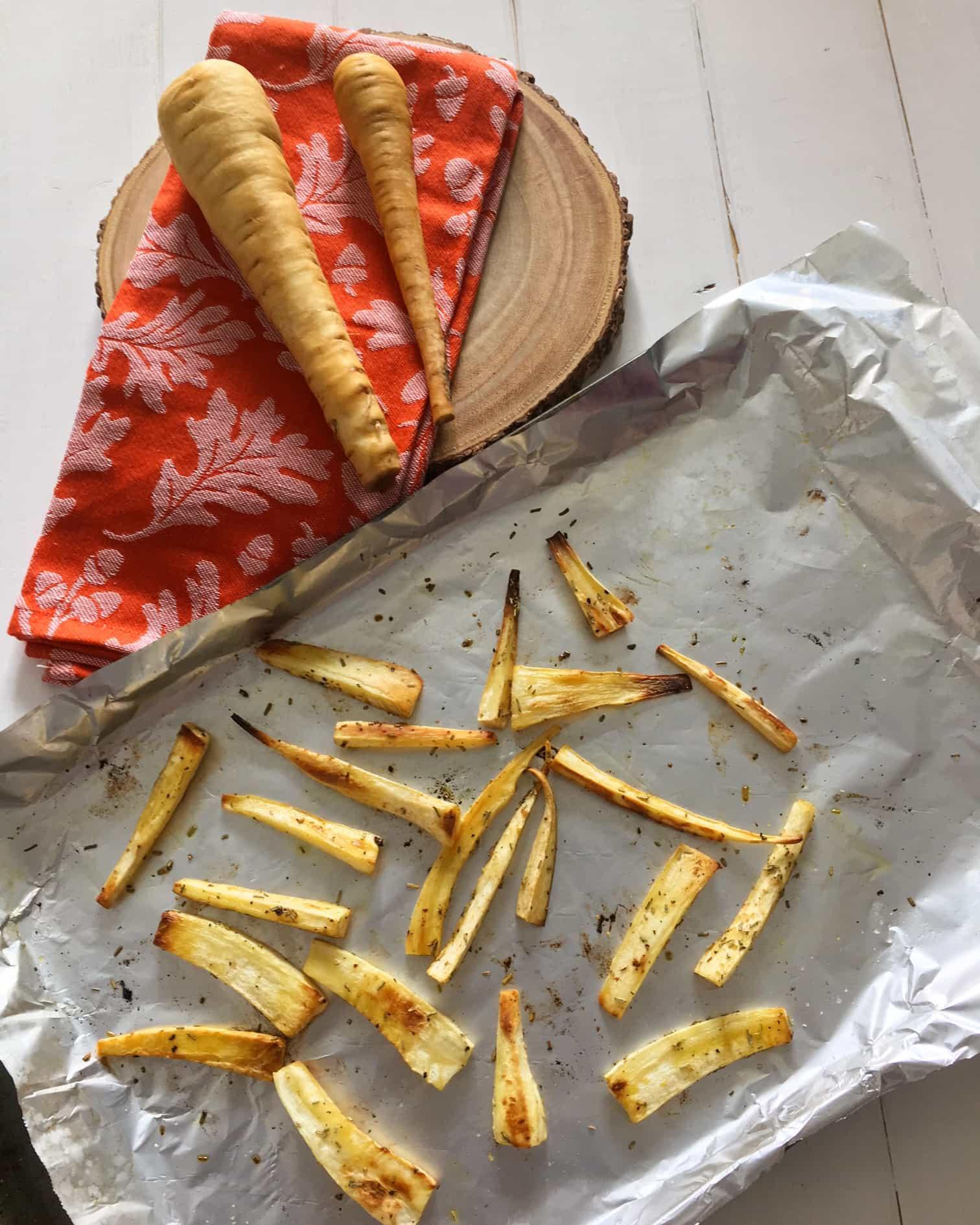 parnship fries