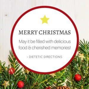 dietetic directions