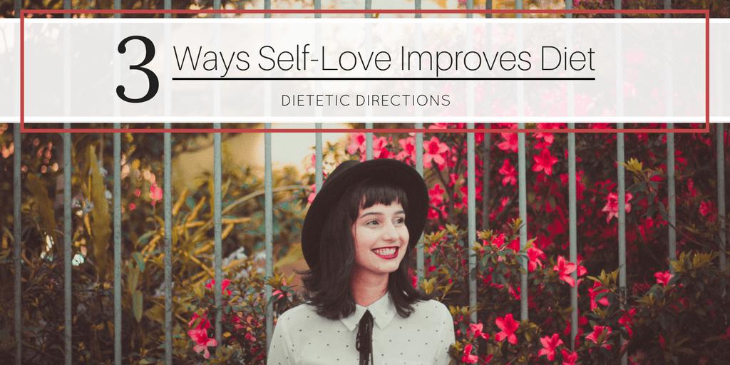 self love & diet