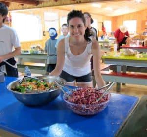 Camp Dietitian