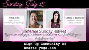 Self-Care Sunday Retreat