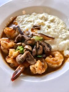 Shrimp and Grits NOLA