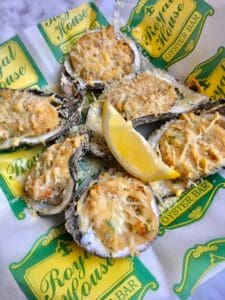 Oysters NOLA