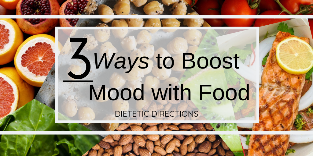 mood-boosting food