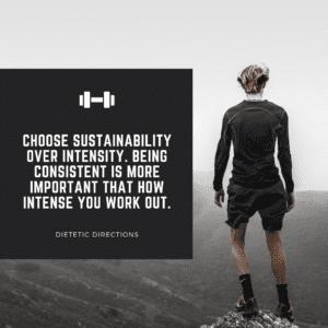 Choose sustainability
