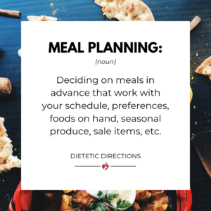 Meal plan planning grocery groceries planner healthy nutritious easy tasty delicious yummy meals tips ideas setting goal goals tips quote