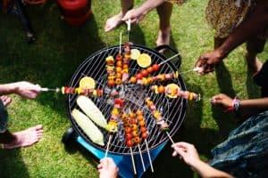 Healthy Backyard BBQ