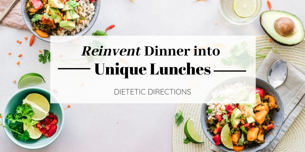 Reinvent Dinner to Lunches