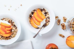 almond apricot breakfast