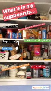 andrea cupboard food