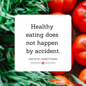 healthy eating canva